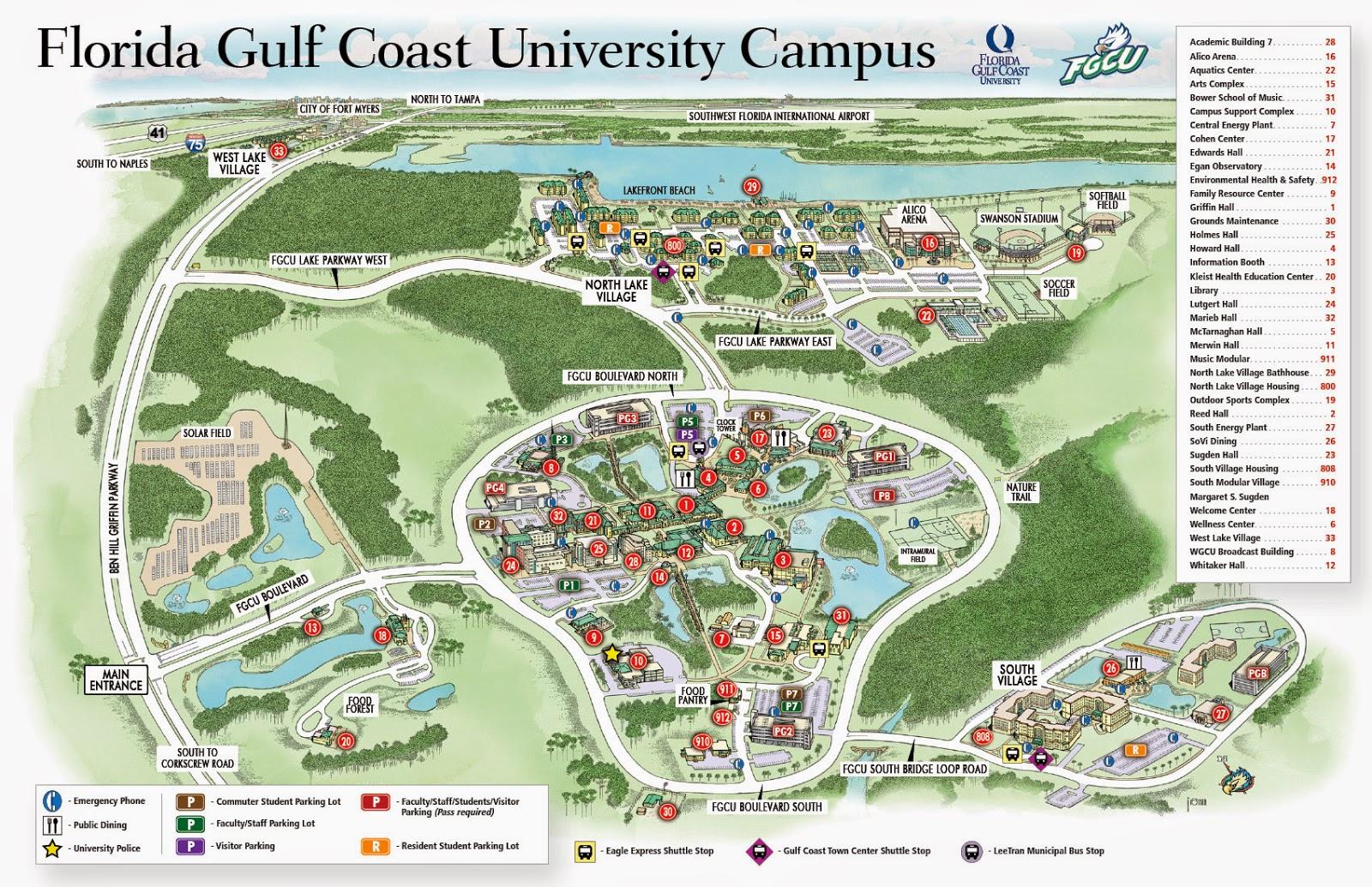 http www fgcu edu admissions images pictoralcampusmap2012 jpg