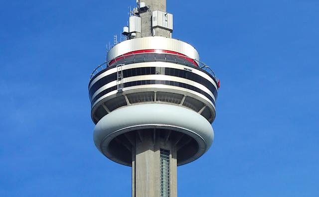 CN Tower Edge Walk Toronto