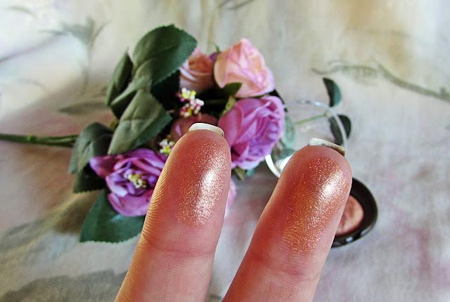 blush bronze