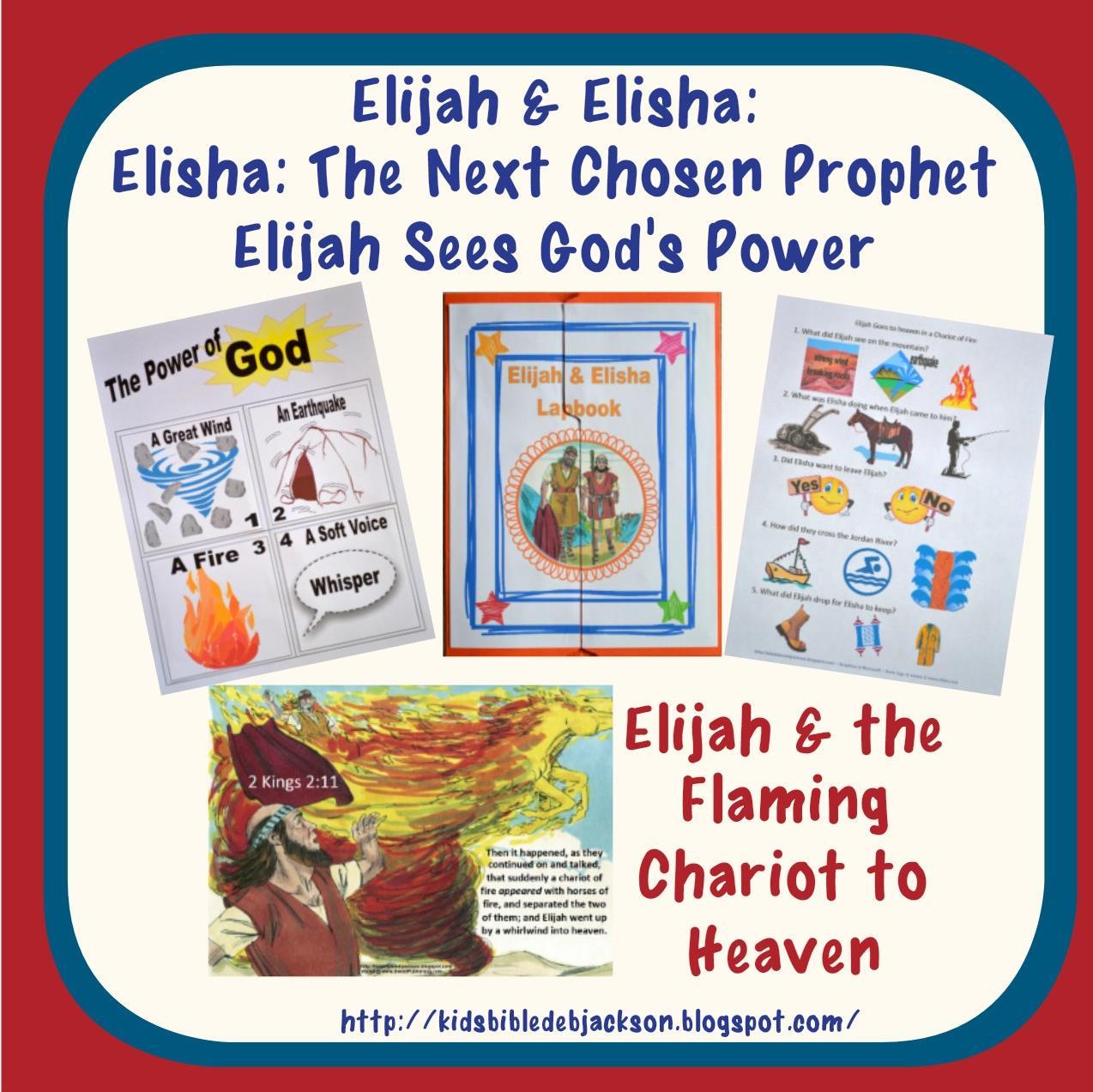 http://kidsbibledebjackson.blogspot.com/2014/03/elijah-flaming-chariot-to-heaven.html
