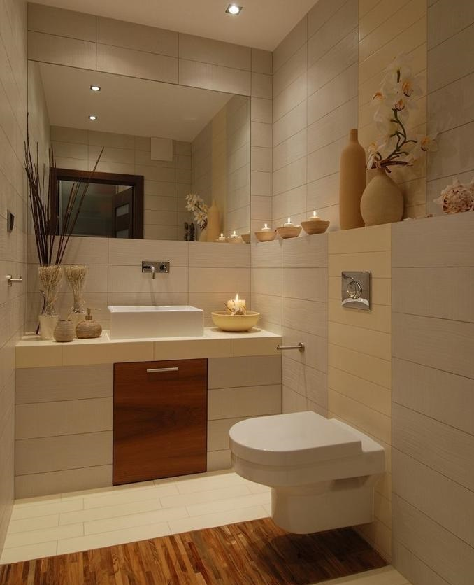 Relasé: Principali regole su come arredare un bagno piccolo