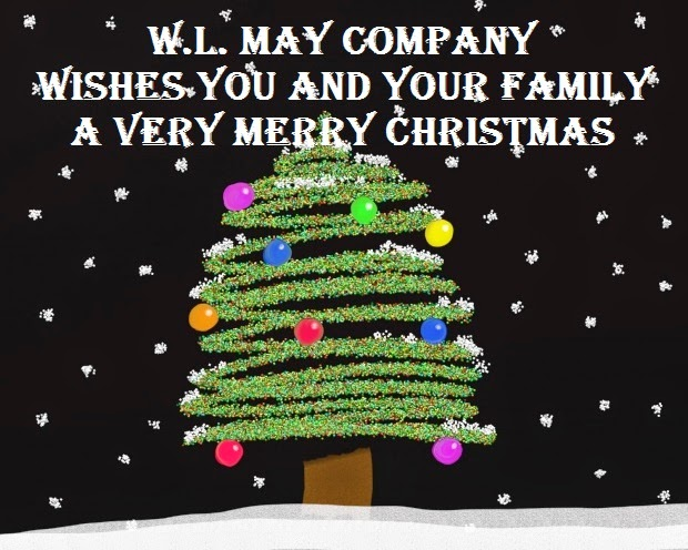 Merry Christmas From WLMay