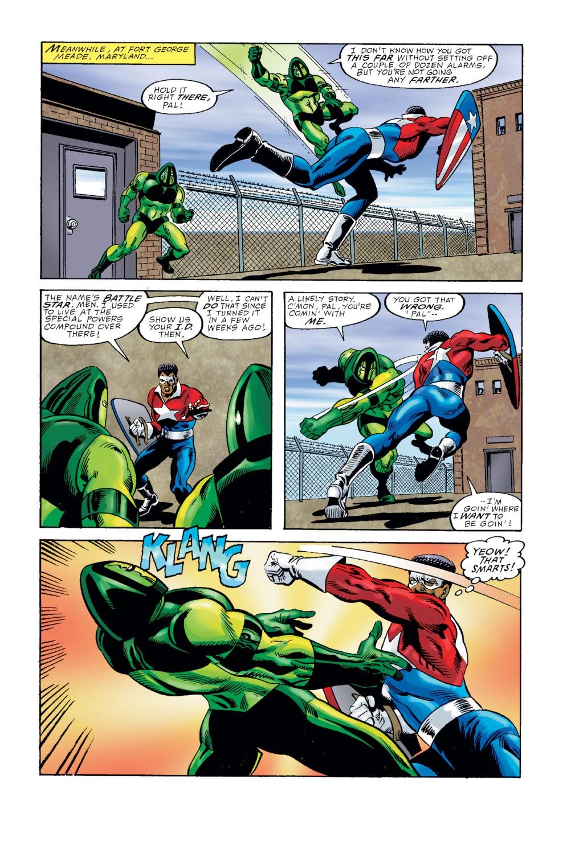 Captain America (1968) Issue #355 #288 - English 6