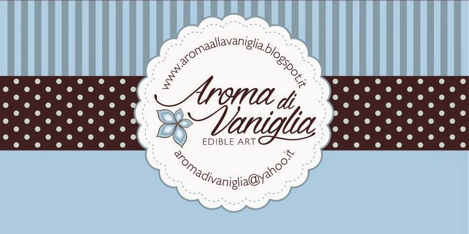 aroma di vaniglia