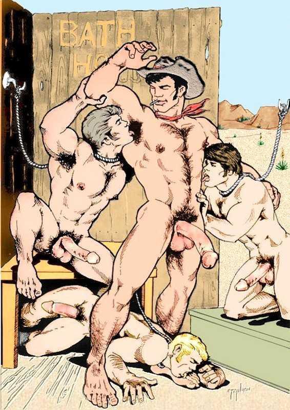 Бесплатно Гей Порно История