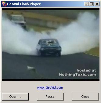 GeoVid Flash Player - Flash İçeriği Görüntüleme