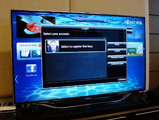 Samsung Smart TV ES8000 ile anında ve sınırsız eğlence
