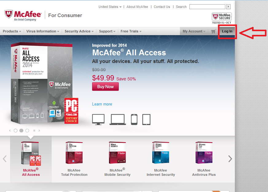 How to install mcafee antivirus plus 2017 from cd