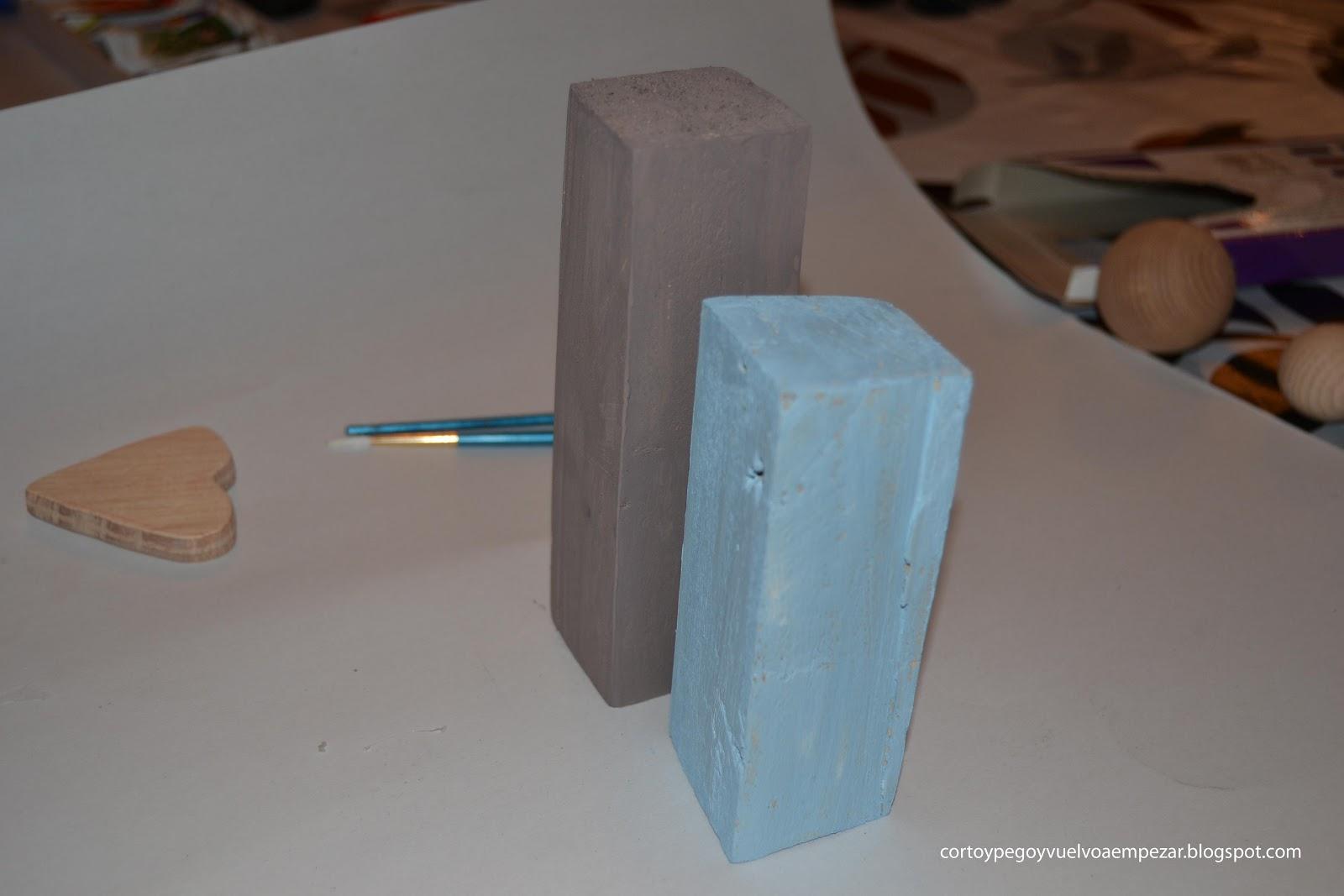 Cortoypegoyvuelvoaempezar portal - Tocones de madera ...