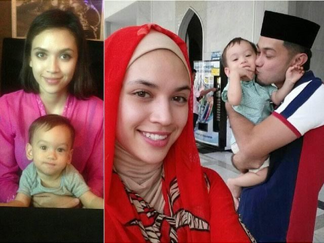 Farid Kamil, Diana Danielle Tidak Berpantang Raya Tahun Ini