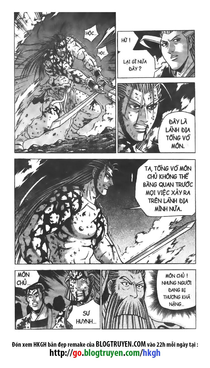 Hiệp Khách Giang Hồ chap 224 Trang 22 - Mangak.info