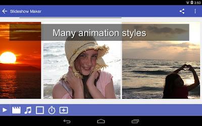 Slideshow maker