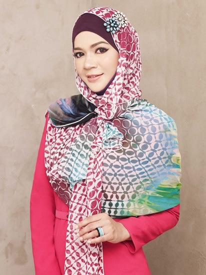 Hijabster Tudung Gaya Diana Amir   hijabster tudung gaya
