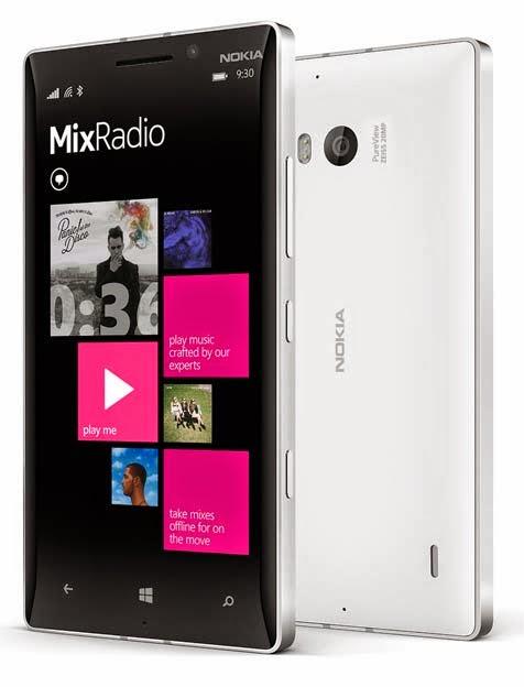 Harga Nokia Lumia 930 dan Spesifikasi Lengkap