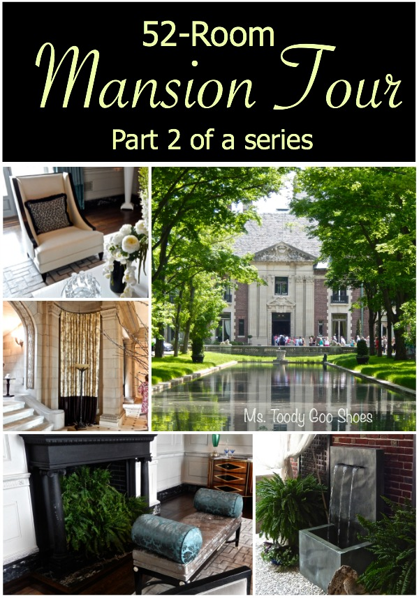 52-Room Mansion Tour: You've got to see this house to believe it! Ms.Toody Goo Shoes