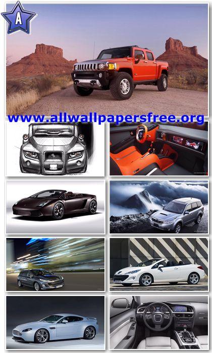 100 Impressive Cars HD Wallpapers 1366 X 768 [Set 31]