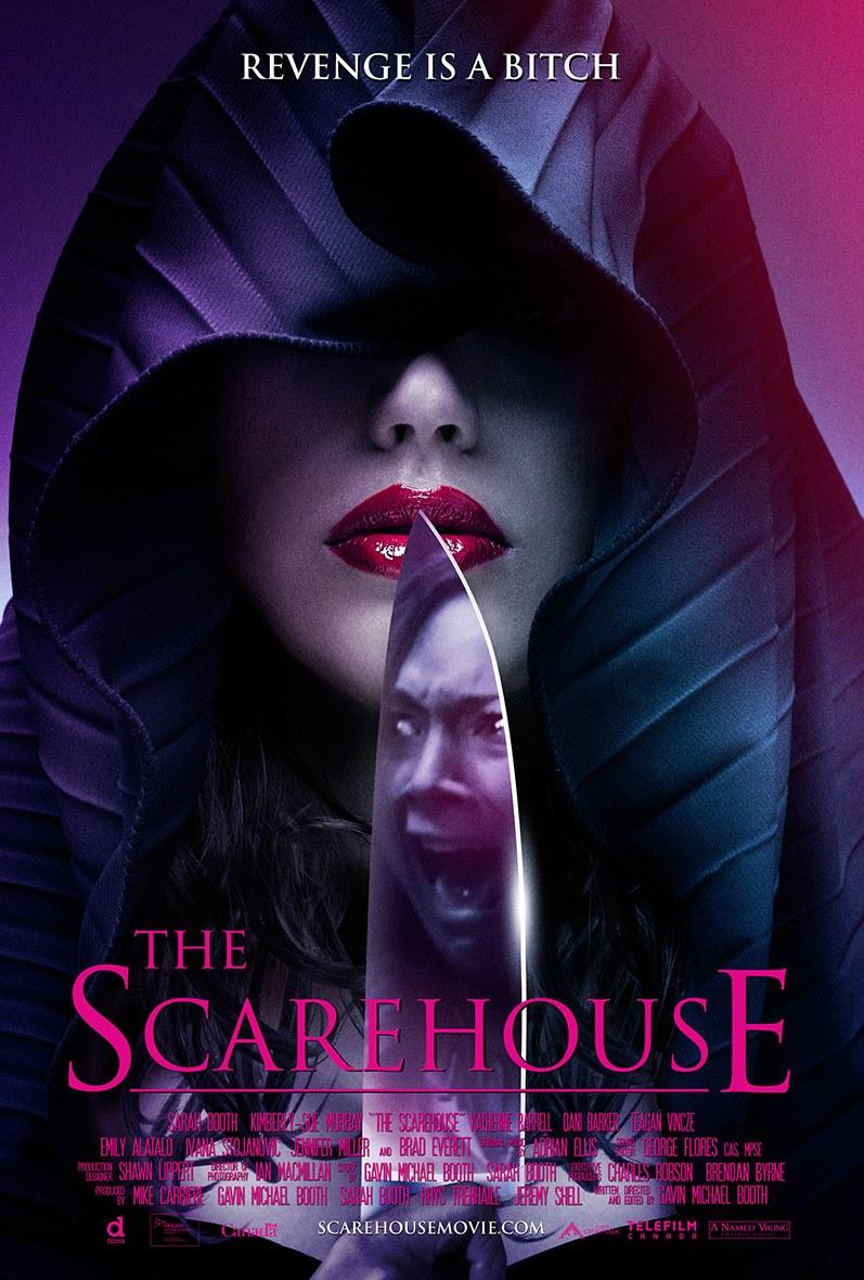 Nhà Kinh Hoàng - The Scarehouse