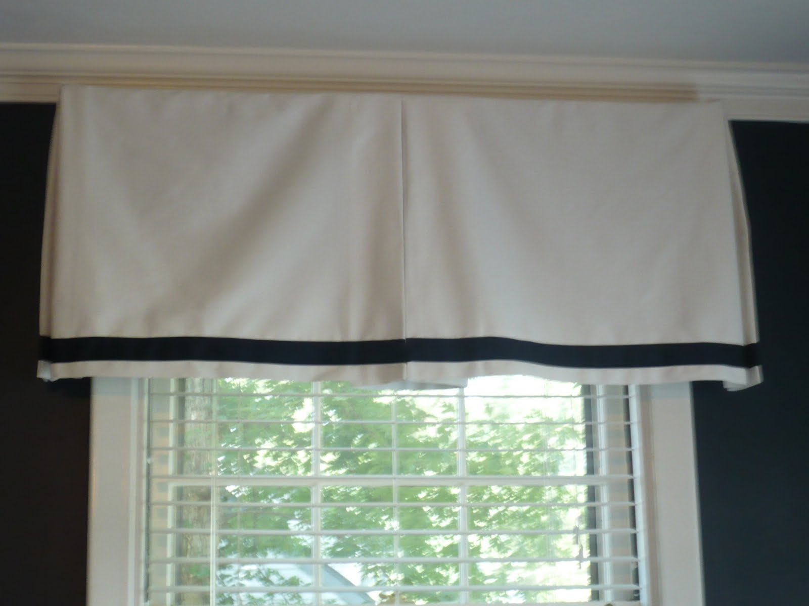 Westhampton DIY Family Room Makeover Part 2 Window Treatments