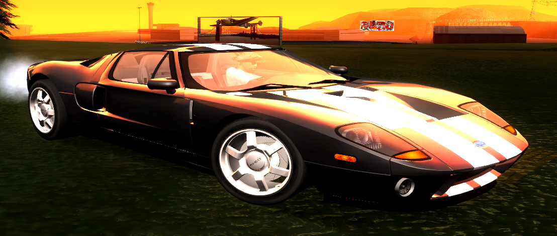 Gta San Andreas Addon Ford Gt Sound