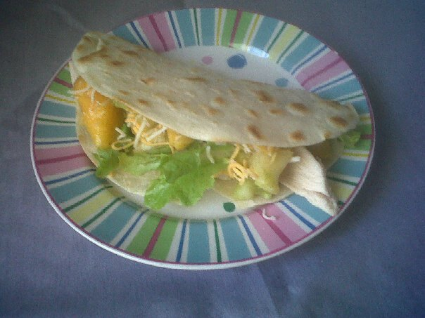 ... Cart: Grilled Chicken Tacos with Peach-Cucumber- Avocado Relish