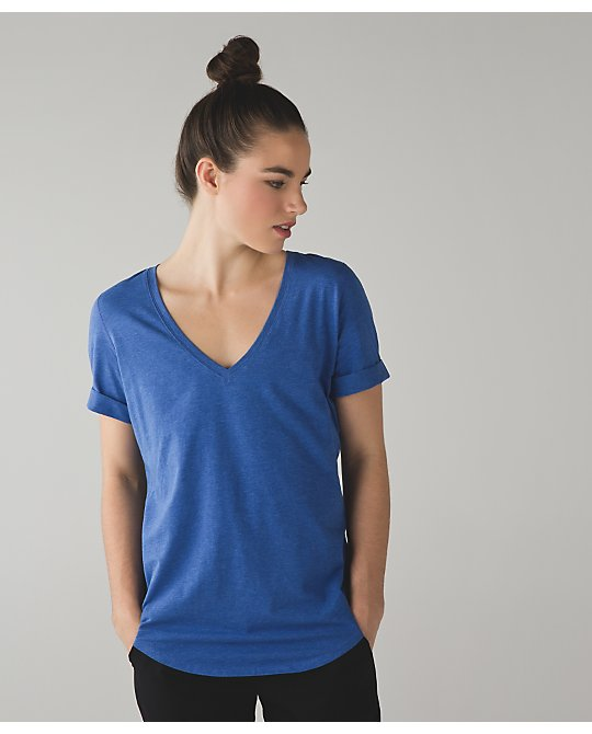 lululemon sprinkler-stripe love-tee
