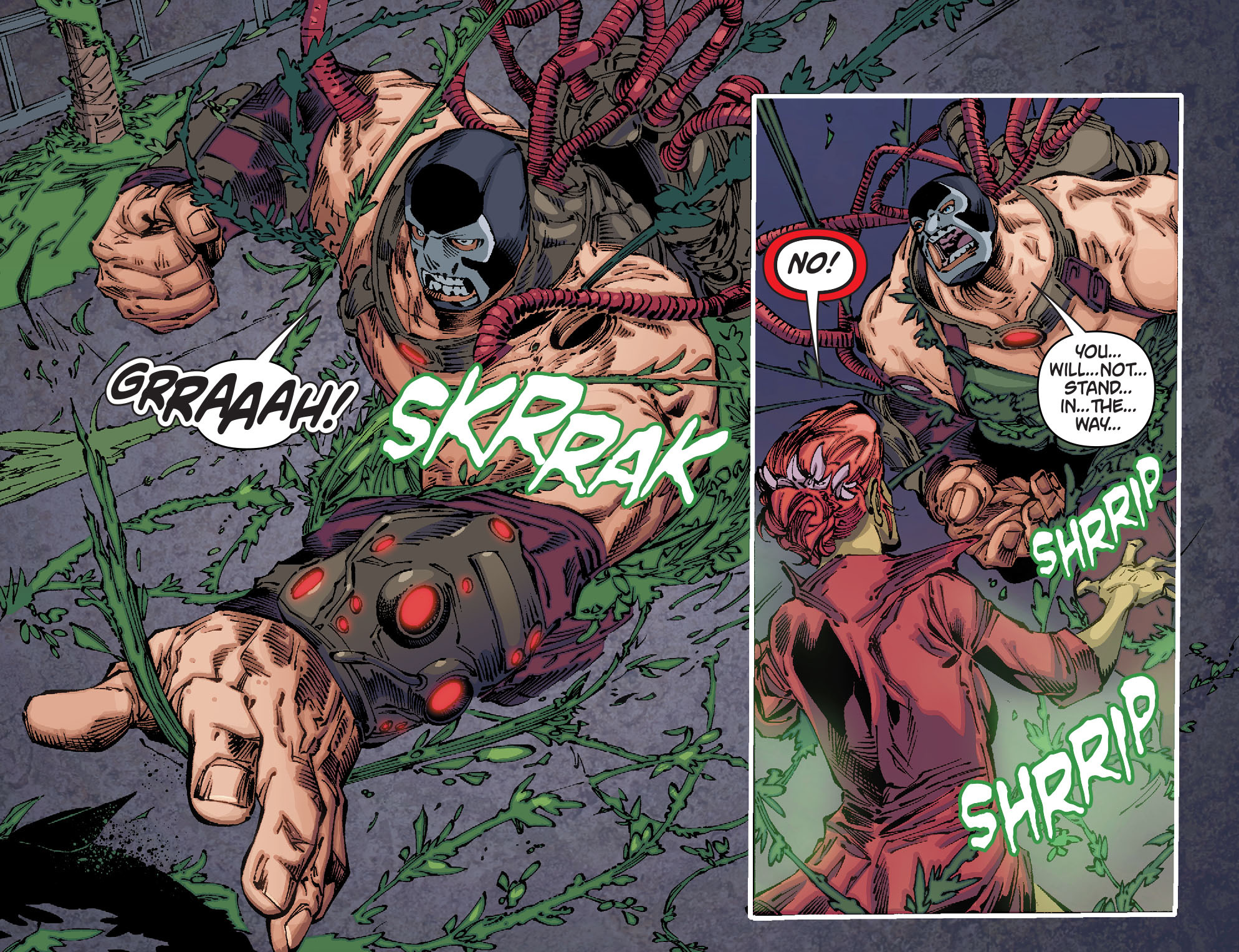 Batman: Arkham Knight [I] Issue #16 #18 - English 11