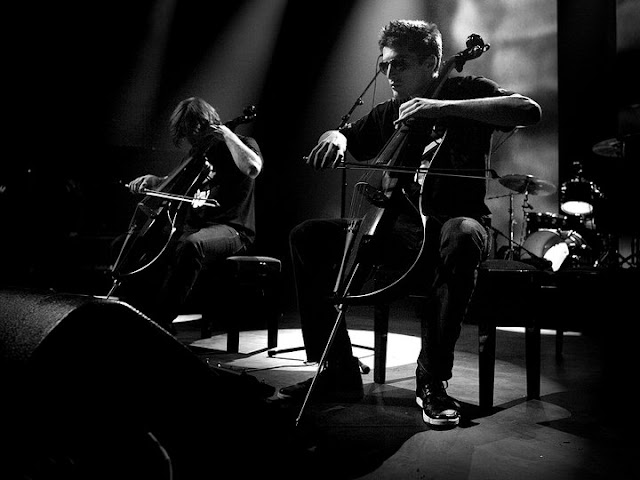 2 Cellos, Luka Sulic, Stjepan Hauser
