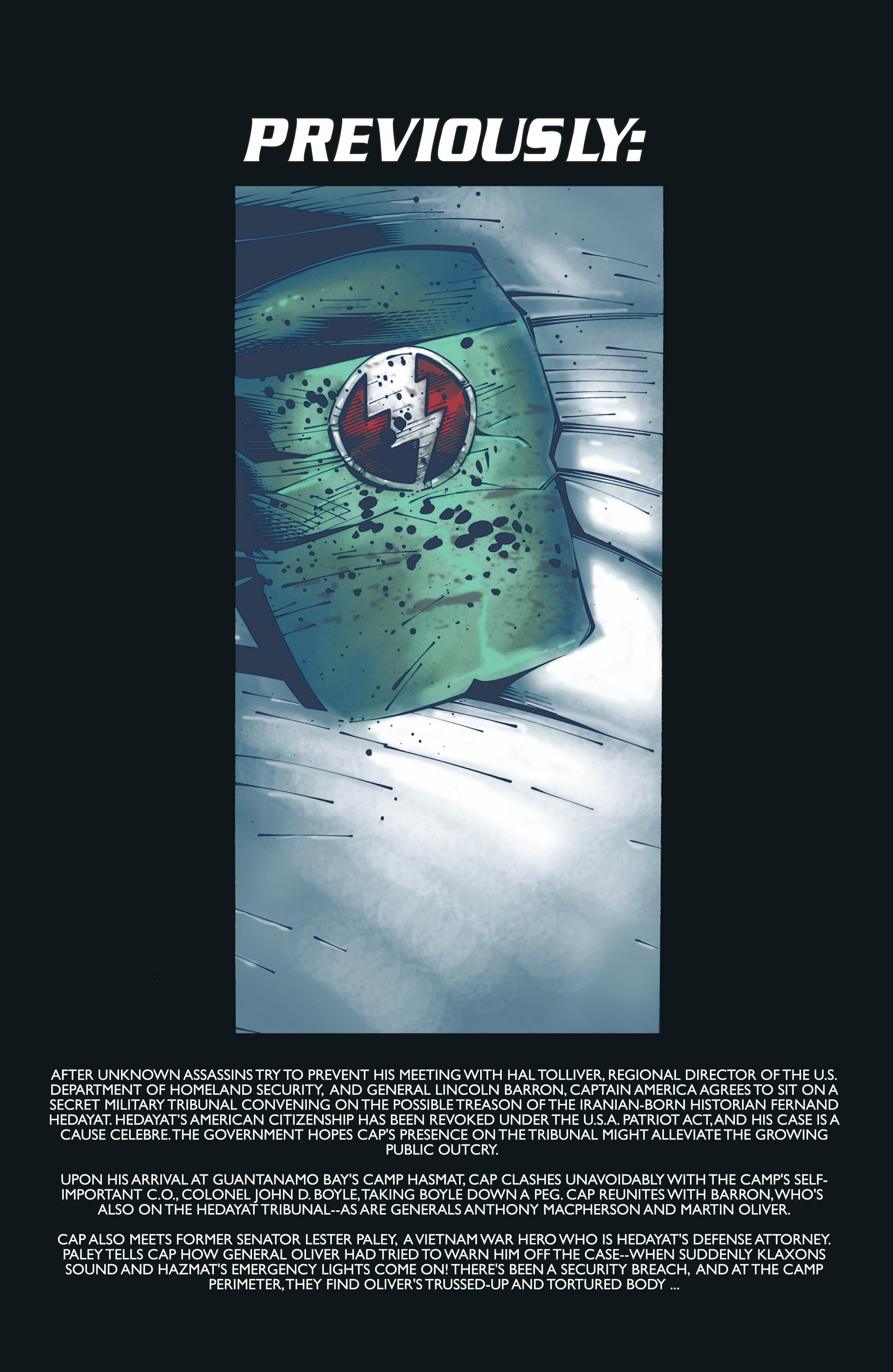 Captain America (2002) Issue #23 #24 - English 3