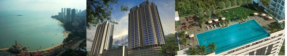 Surin Condominium Penang located in Tanjung Bungah appealing to expatriates and locals alike