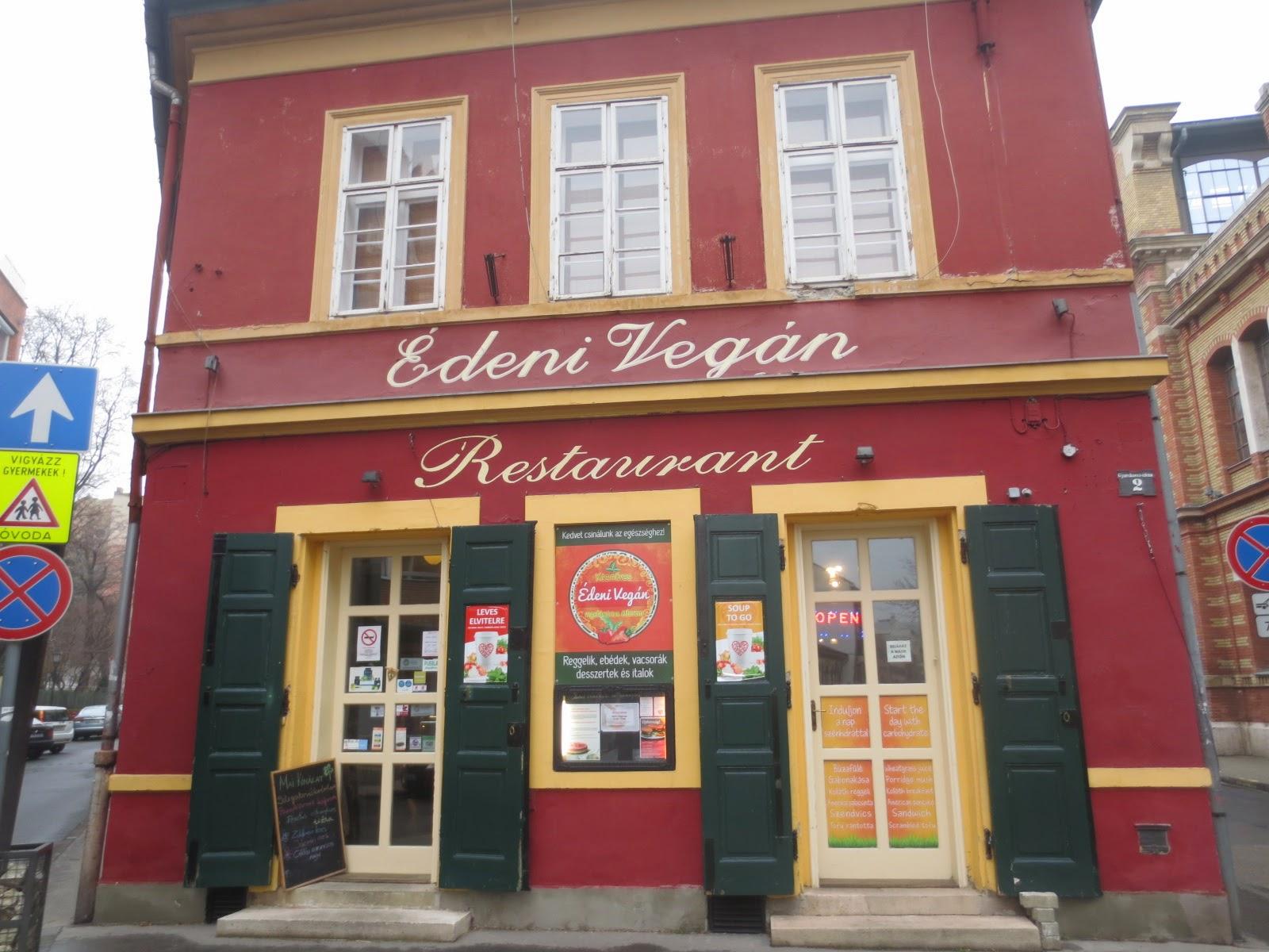 Édeni Vegán Budapest
