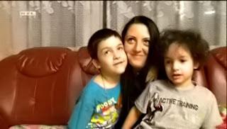 Fecó szerelme Angéla és a gyerekek