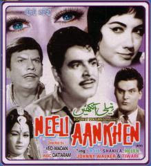Neeli Aankhen 1962 Hindi Movie Watch Online