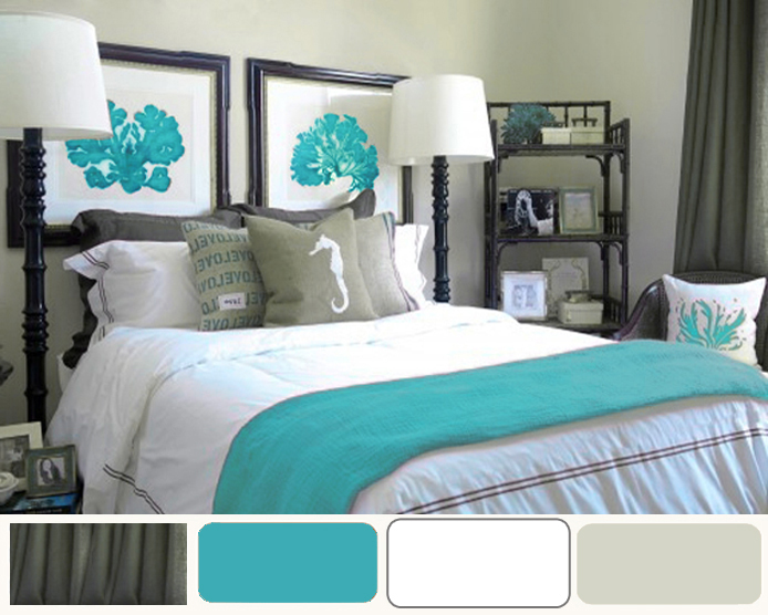 Teal Decorating Ideas