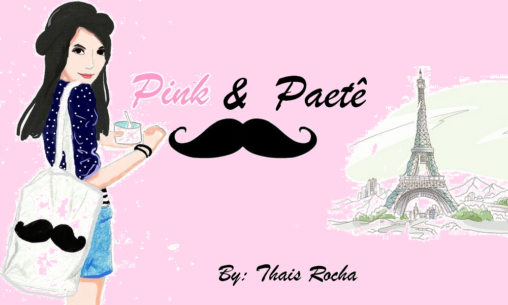 Pink e Paetê