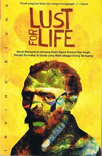beli buku online lust for life vincent van gogh novel kisah nyata toko buku online beli novel murah