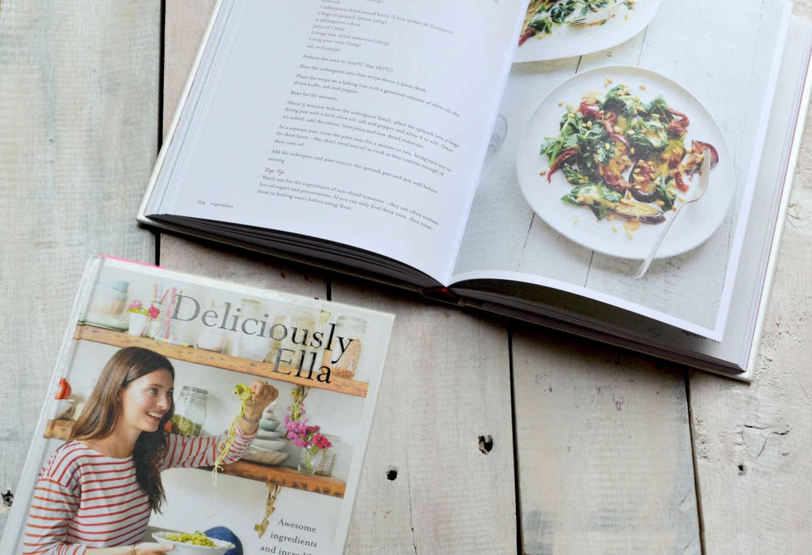 Deliciously Ella Recipe Book