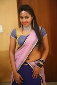 Neetha sizzling photo shoot in half saree-thumbnail-12