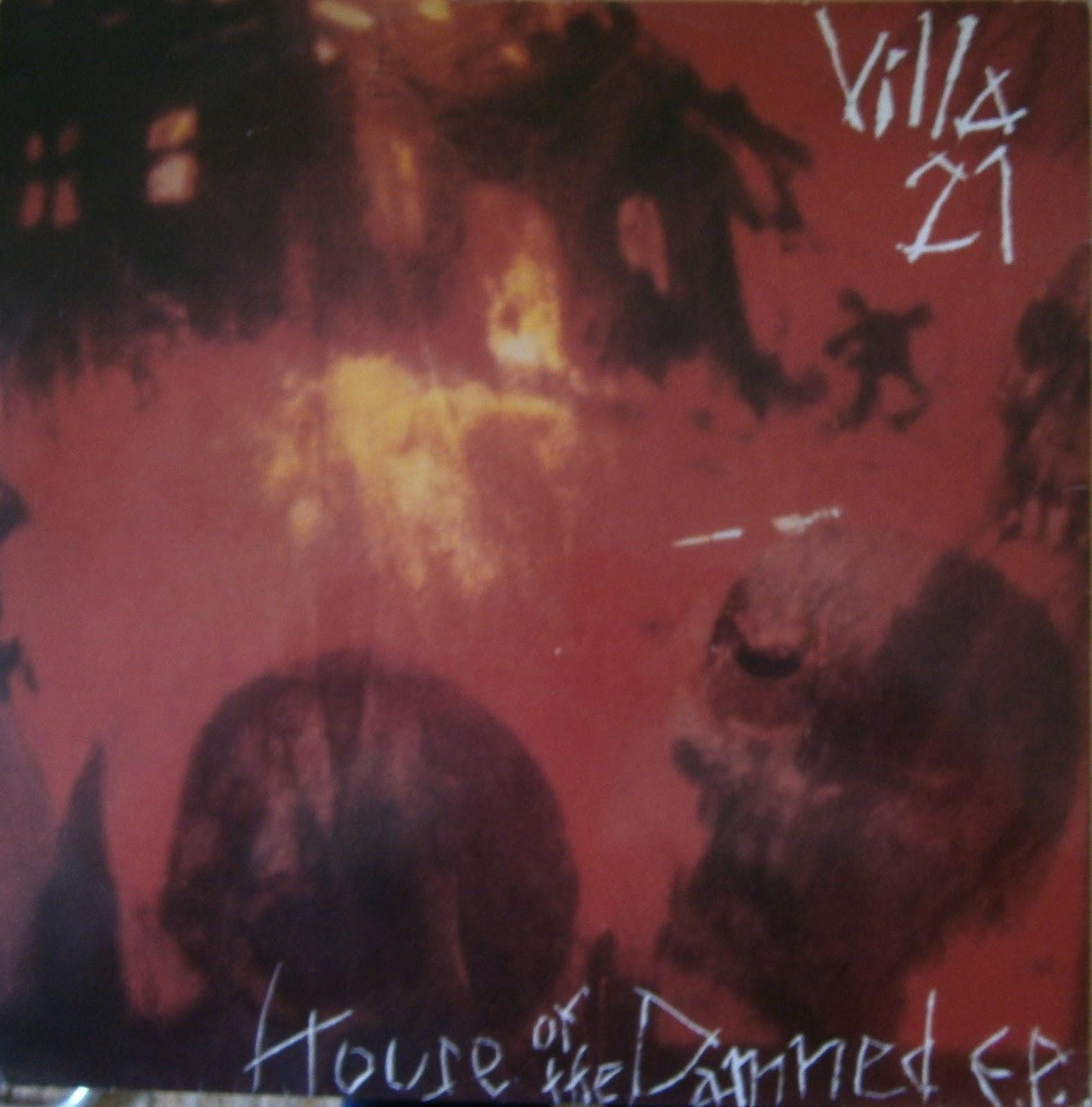 Villa 21 Electric Poison