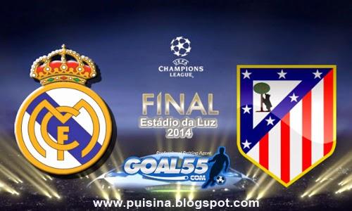 Puisi Semarak Final Liga Champions 2014