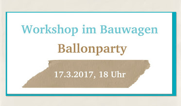 Workshop im Bauwagen