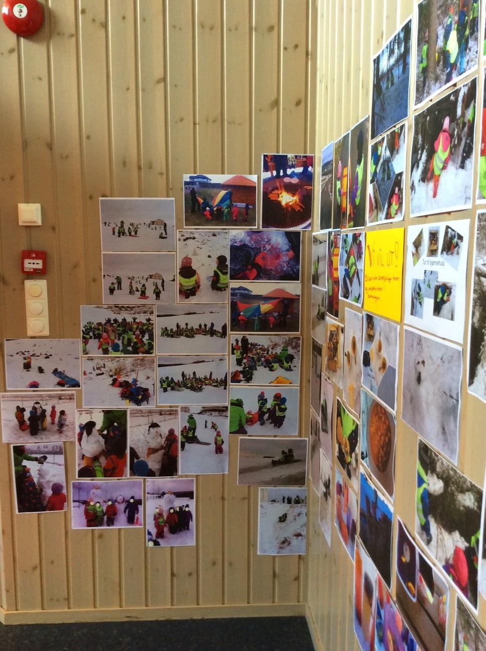Prosjektet barnehage know