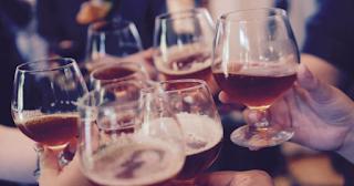 Consumo de álcool favorece a má alimentação