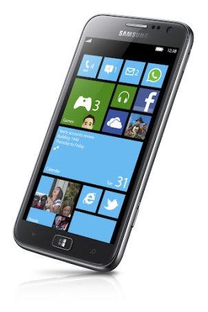 Ativ S il primo smartphone con sistema operativo di Microsoft