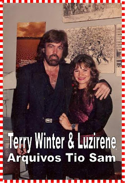 Terry Winter e Luzirene