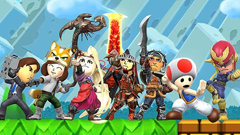 Llega nuevo contenido a Super Smash Bros 4 1