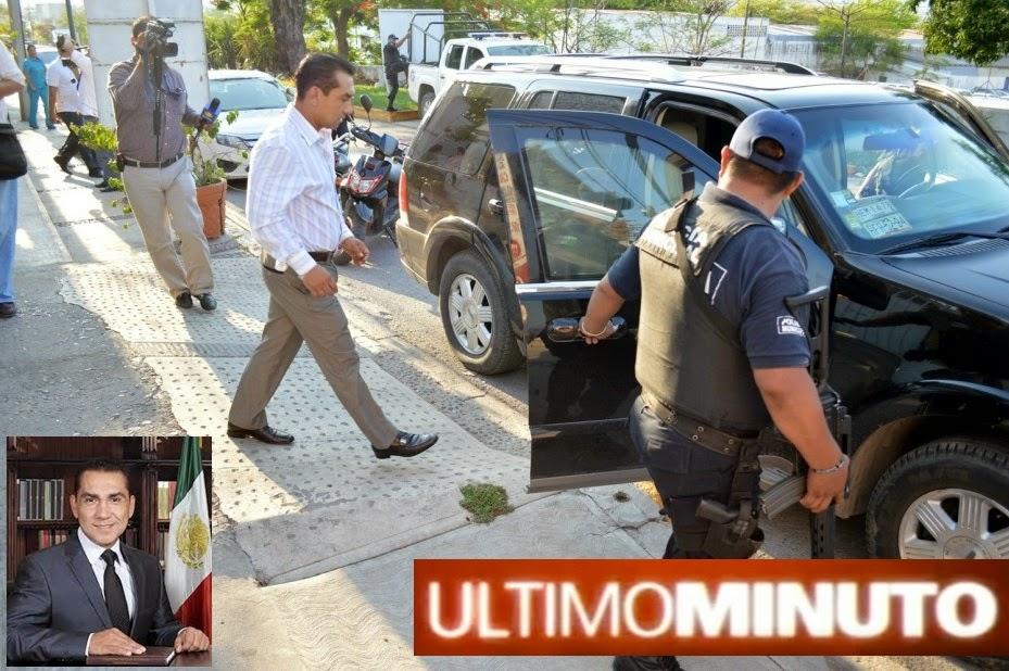 Desmiente Murillo Karam que se haya detenido a Abarca