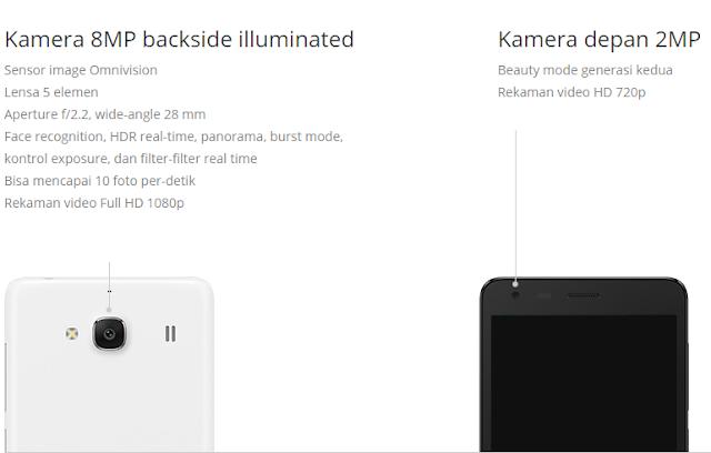 Kamera Xiaomi Redmi 2