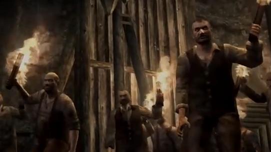 Resident Evil 4 villagers