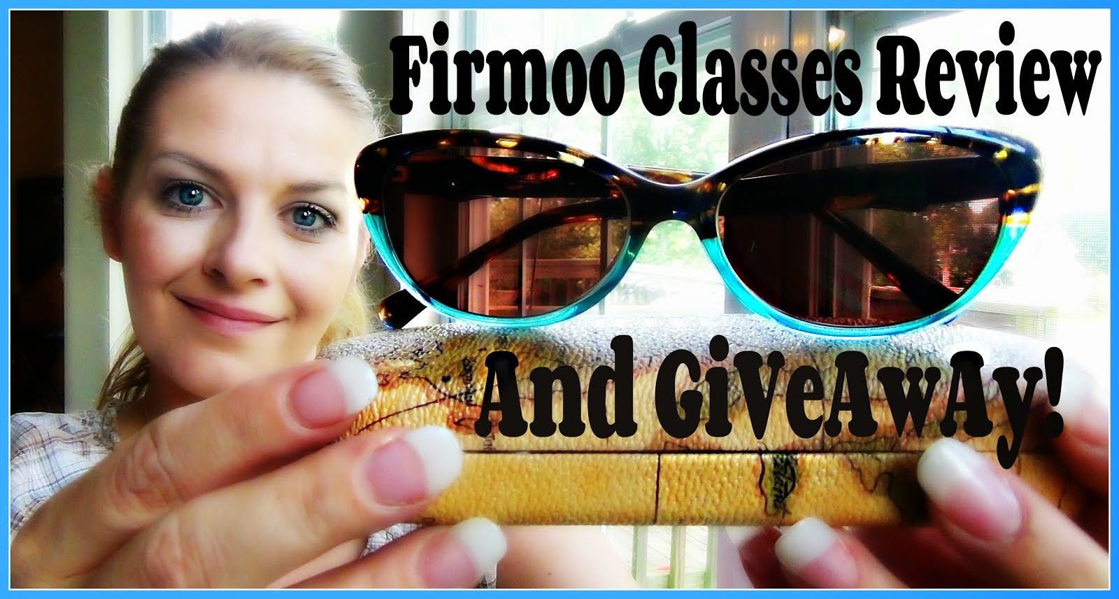Get ENTERED in The Firmoo Giveaway!