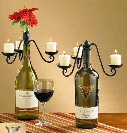 how to recycle creative uses for your wine bottles